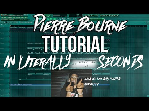 PI'ERRE BOURNE TUTORIAL IN LITERALLY 2 SECONDS (ok maybe like 3 mins but just click)