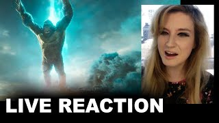 Godzilla vs Kong Trailer REACTION
