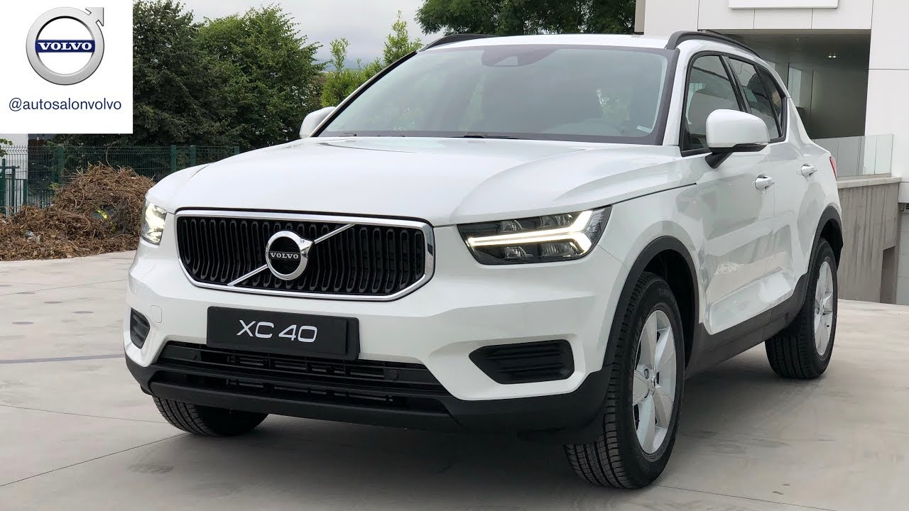 volvo xc40 39 19 t3 base premium edition review en profundidad esp youtube. Black Bedroom Furniture Sets. Home Design Ideas