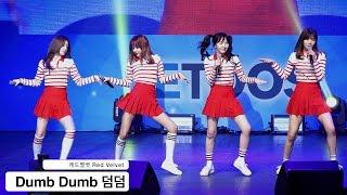 레드벨벳 Red Velvet [4K 직캠]Dumb Dumb 덤덤@1128 Rock Music