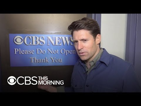 "Tony Dokoupil's ""long strange journey"" to ""CBS This Morning"""