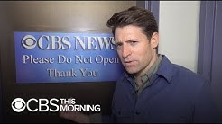 "Tony Dokoupil's ""long, strange journey"" to ""CBS This Morning"""