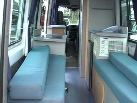 Mercedes Benz Camper >> MERCEDES 308 SPRINTER 2 BERTH CAMPER - USED MOTORHOME FOR ...