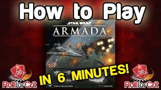 How to Play Star Wars: Armada | Roll For Crit