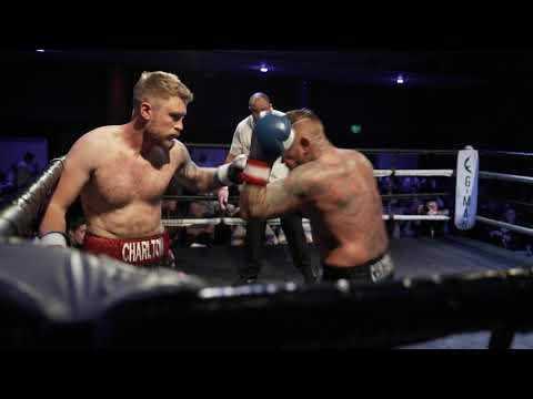 Team VG Boxing | Matt Charlton V Steve Campbell