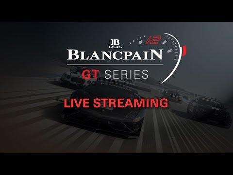 Blancpain Endurance Series - Silverstone - Free Practice 1 - Saturday