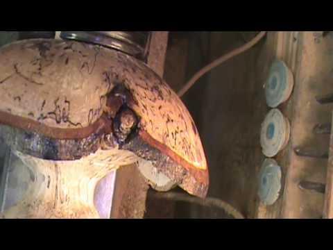 Woodturning  Mushroom Bowl WOW