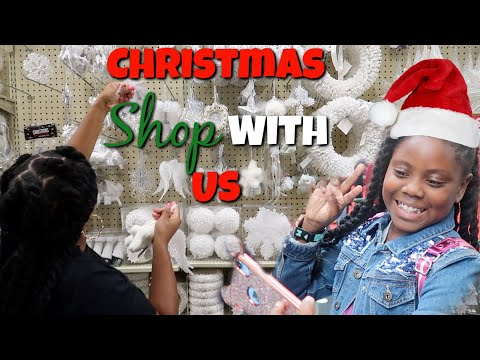 CHRISTMAS DECOR SHOP WITH ME 2019