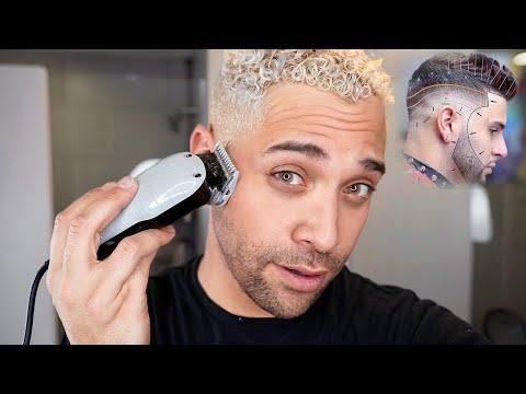 Best Haircut For Men at Home - Mens Fade Haircut Tutorial Mp3