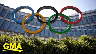 Nations pull out of 2020 Summer Olympics as NASCAR goes virtual | GMA