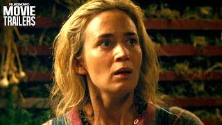A Quiet Place (2018) | Silence is survival in the first trailer for thriller