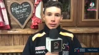 Revista Mundo Ciclistico: Tour de L'Avenir 2014 Et4 Miguel Angel Lopez lider general