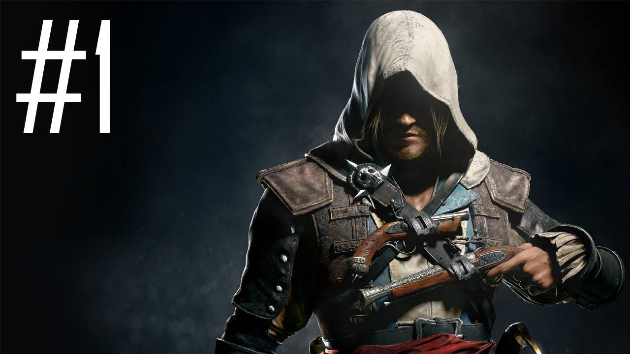 Cùng chơi Assassin's Creed IV: Black Flag #1 – Tập làm Cướp biển (Commentary w/ Hiuf Beos)