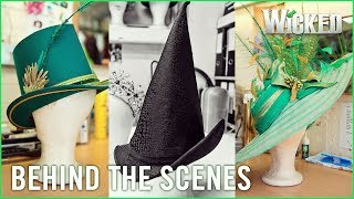 Wicked UK | The Oz Files: Hair and Make Up