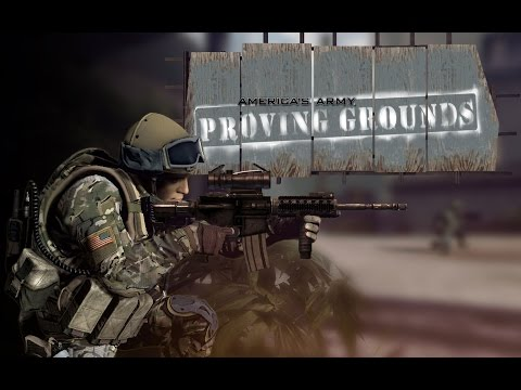 America's Army: Proving Grounds - First Look