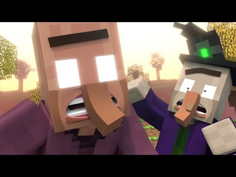 Annoying Villagers 21 - Minecraft Animation