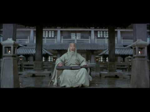 Hero. Zhang Yimou.  Поединок Неба и Безымянного воина.