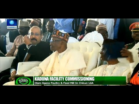 Buhari Visits Kaduna, Inaugurates $150m Feed Mill