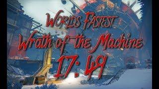 Wrath Of The Machine World Record Speedrun [17:49]