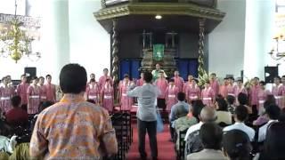 Vox Angelica Choir - Alleluia,R. Manuel