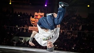Luan San VS Ratin - FINAL BATTLE - Red Bull BC One Latin America Final 2015