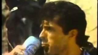 Sylvester Stallone - Kirin Beer TOGETHER  Japanese CM