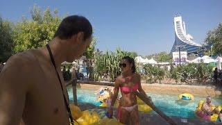 Лучший аквапарк в Дубае! Wild Wadi Park in Dubai