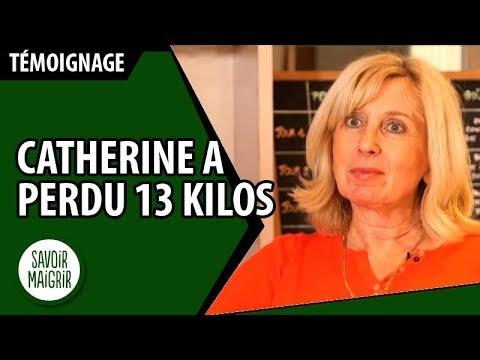 Maigrir après 60 ans : Catherine a perdu 13 kilos avec