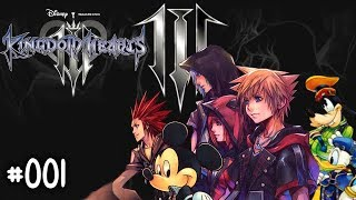 The Story of Kingdom Hearts 3 Part 1: Auf dem Olymp