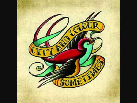 City and Colour - Hello, I'm in Delaware lyrics