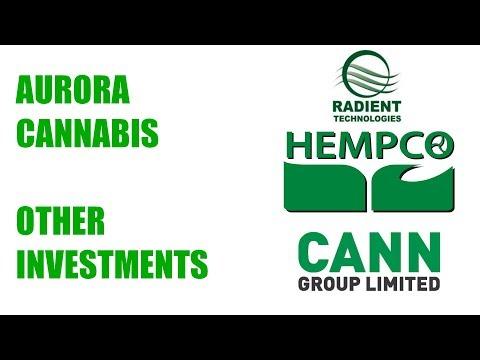 Aurora Other investments