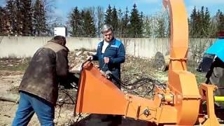 Измельчитель веток ЕМ-210