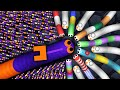 Slither Io Snake Commits Suicide In Slitherio Epic New Skin Slitherio Best Moments mp3