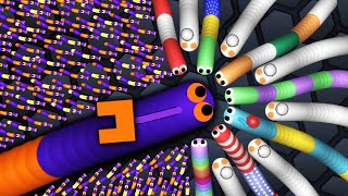 - Slither.io Snake Commits Suicide In Slitherio Epic New Skin Slitherio Best Moments