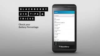BlackBerry Z10: User Interface Tips & Tricks