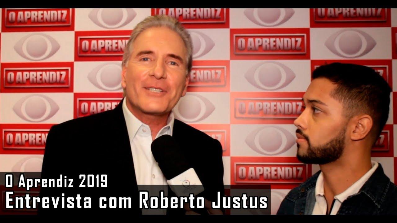 O Aprendiz 2019 Entrevista Com Roberto Justus