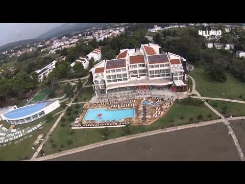 Hotel Otrant Beach Montenegro Ulcinj Velika Plaza