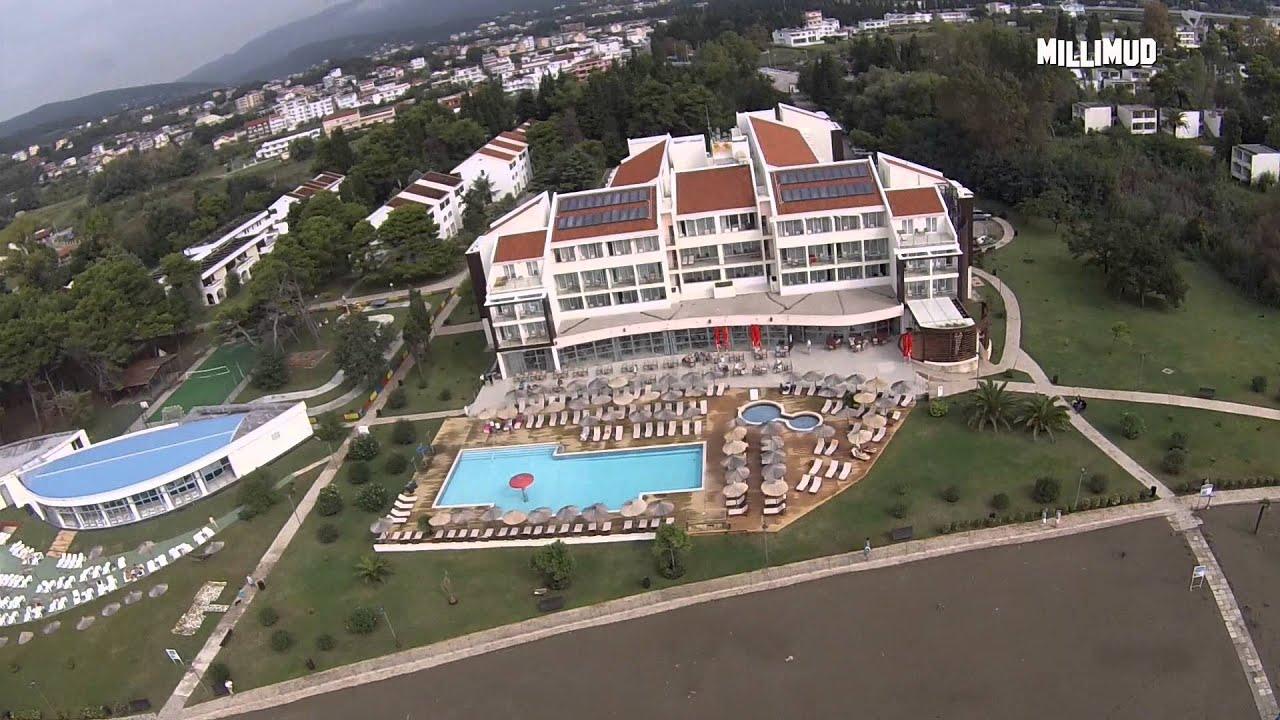 Hotel Otrant Beach Montenegro