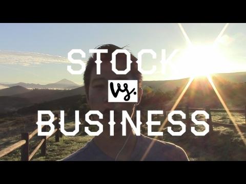 Investing Basics: Stocks vs. Businesses