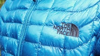 Test de Chaqueta Thermoball, The North Face