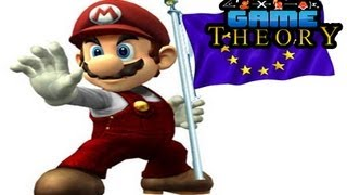 Game Theory: Super Mario, Pipe Dreams