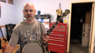 LOTW - Banjo Lessons: Useful licks - A low-position Scruggs lick