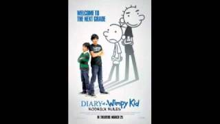 Diary of a Wimpy Kid Rodrick Rules: Exploded Diper With mp3