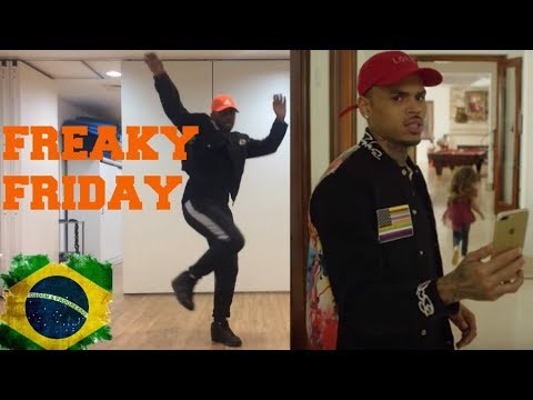 """Lil Dicky Ft .Chris Brown - """"Freaky Friday"""" Official Choreography (DANCE COVER BRASIL)