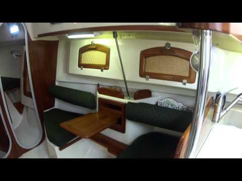 Seaward Hake 32 by ABK Video at the Annapolis October 2012 Boat Show