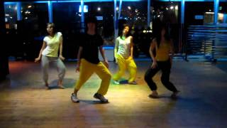Ciara - i'm on dance @ California fitness Silom