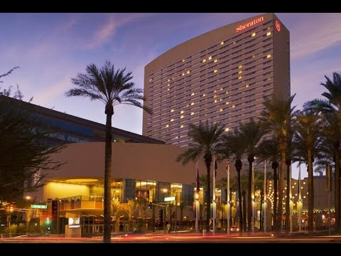 Sheraton Phoenix Downtown Hotel - Phoenix, Arizona, USA