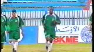 هدف منصور أياندو على النصر- نهائي الخرافي 2001-2002