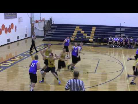 2013 High School Boys CYO State Basketball Tournament - 1st Round