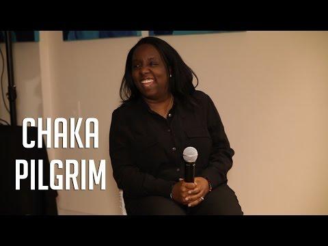 Roc Nation President Chaka Pilgrim Talks Hard Work With TT Torrez At #GoGetHers Series